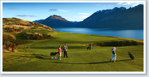 Queenstown Property and Real Estate For Sale in New Zealand. Jack's Point Golf Course.